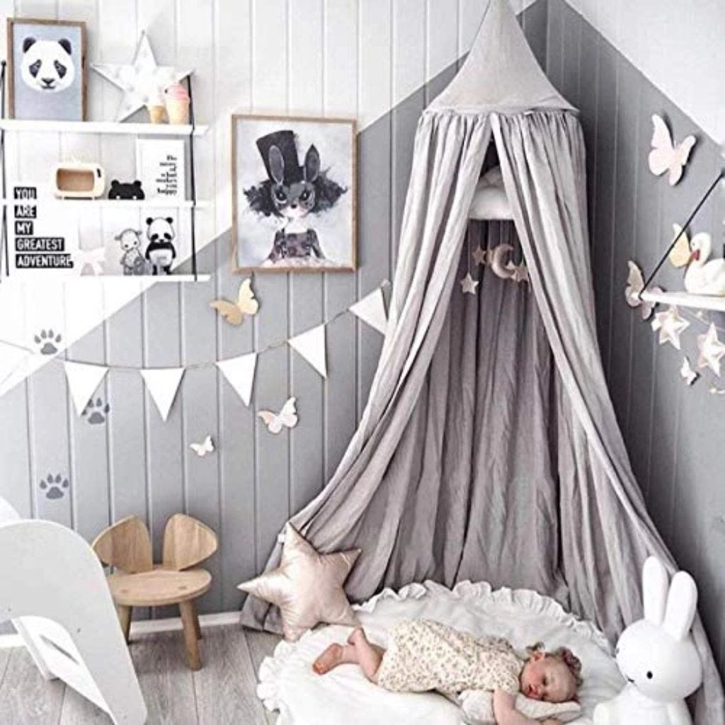 - Princess Bed Canopy For Kids - Hammock Town