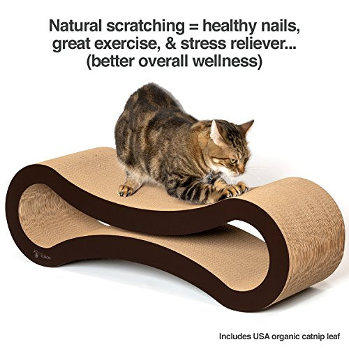 Cat Scratcher Lounge | PetFusion