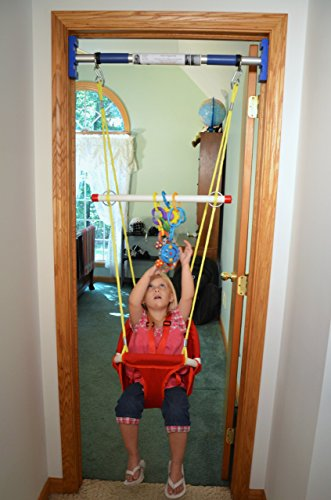Rainy Day Indoor Infant/toddler Swing (Support Bar Sold Separately)