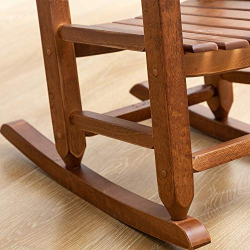 Kids Rocking Chair Porch Classic Rocker Indoor & Outdoor