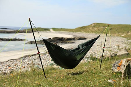 Ultralight Hammock Stand