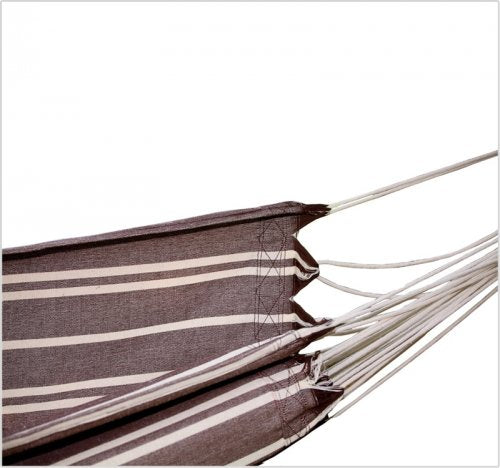 Brazilian Hammock in Mocha by Amber Home Goods