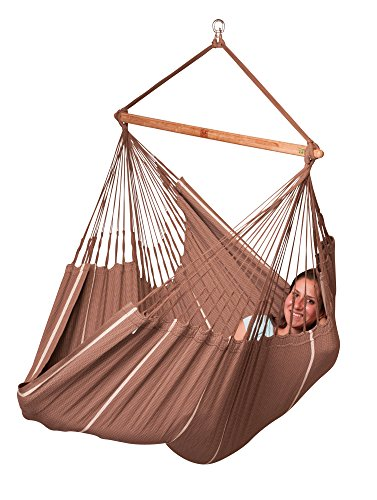 Organic Hammock Chair Lounger [2 Colors]