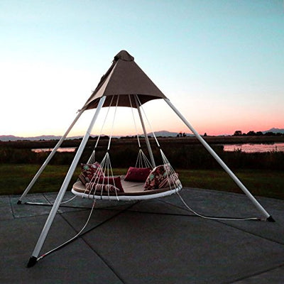 Skywalker Sports SkyBed Suspended Luxury Swing Bed
