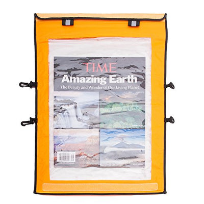 100% Waterproof Trail Map Case