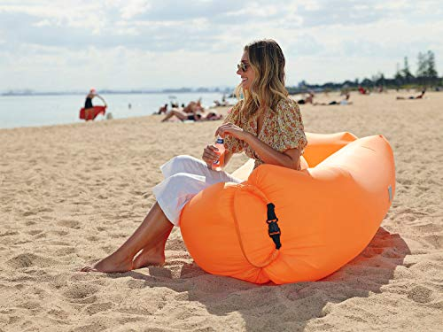 Wekapo Inflatable Lounger Air Sofa Hammock