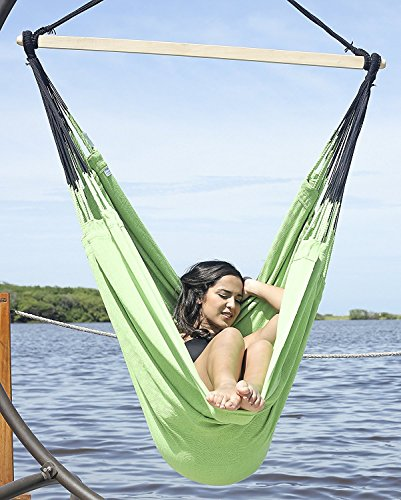Large Colombian Hammock Chair Lounger