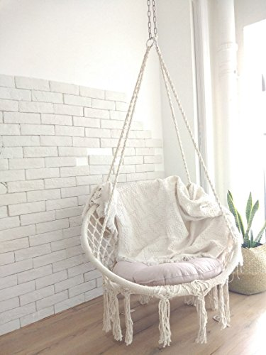 Feiren Outdoor Livingroom hanging Macrame Chairs Hammocks Chairs - Home deco / boho style / Patio & Feiren Outdoor Livingroom hanging Macrame Chairs Hammocks Chairs ...