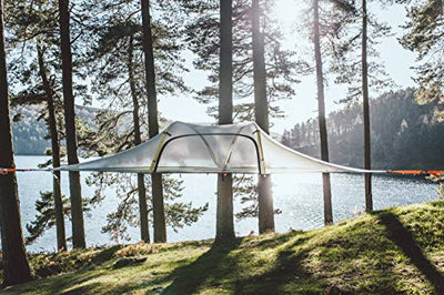 Tentsile Stingray - Suspended Camping Tree House Tent - 3 Person - Camo Rainfly