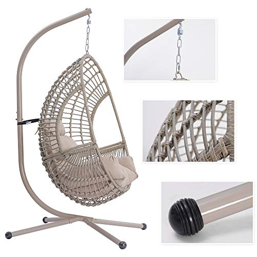 Hanging Chair, Outdoor Hammock Chairs, Comfy Chair, Hanging Chairs for bedrooms