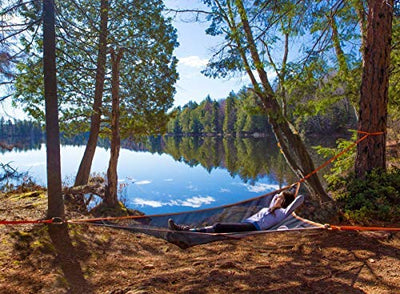 T-Mini Double Hammock | Tentsile Tree Tents :Black