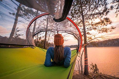 Connect Tree Tent: Forest Green: Tentsile