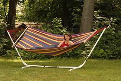 The Aruba EllTex Hammock: Multi Stripe