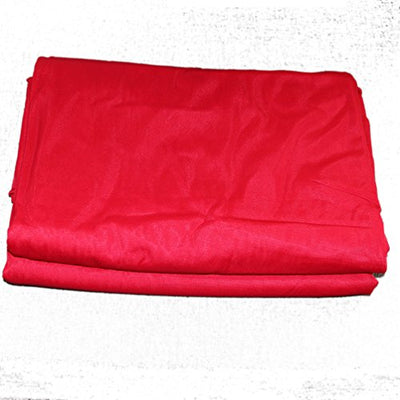 Wellsem Deluxe L:5.5 Yards W:3 Yard Yoga Flying Swing Aerial Yoga Hammock Silk Fabric for Yoga Bodybuilding(5mx2.8m) (Red)