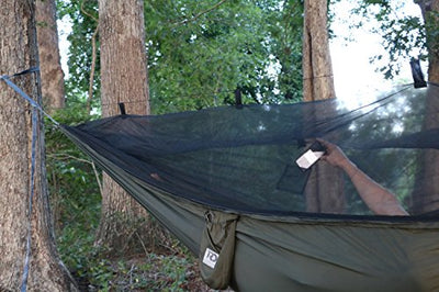 Twisted Big Mozzi [Bug Proof] Hammocks: Flower Camo