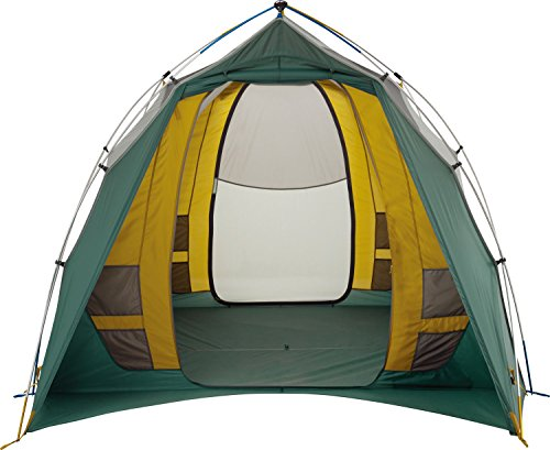 Therm-a-Rest Tranquility 6 Tent: Green