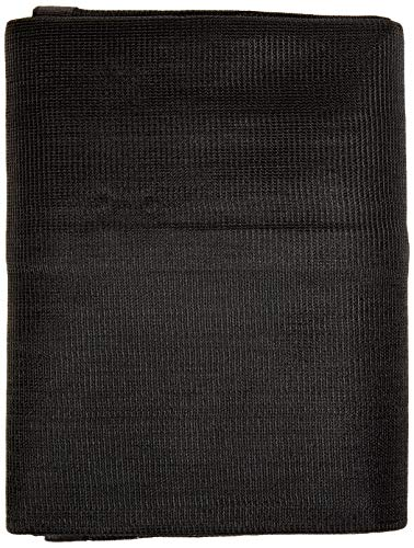 Windscreensupplyco Heavy Duty Black Knitted Mesh Tarp