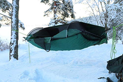 Lawson Hammock Underquilt Blanket for Camping, Ultralight Backpacking, Green