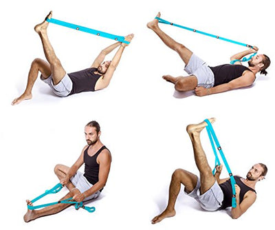 Stretch Bands for Physical Therapy Exercise