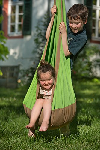 Joki Outdoor Baloo | Weatherproof Hanging Nest for Kids