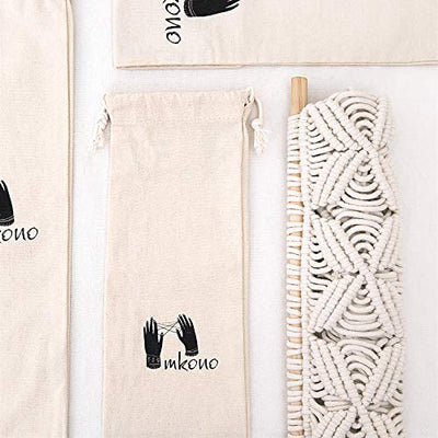Mkono Macrame Wall Hanging Art Woven Boho Home Décor