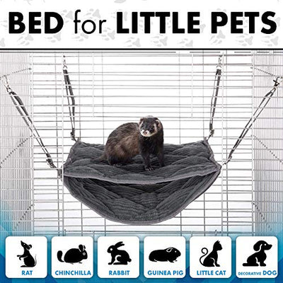 2 Brothers Wholesale Ferret Double Bunkbed Hammocky