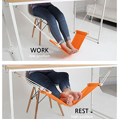Under Desk Hammock For Your Feet by FUUT