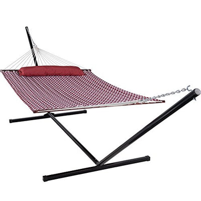 Heavy Duty Steel Hammock Stand