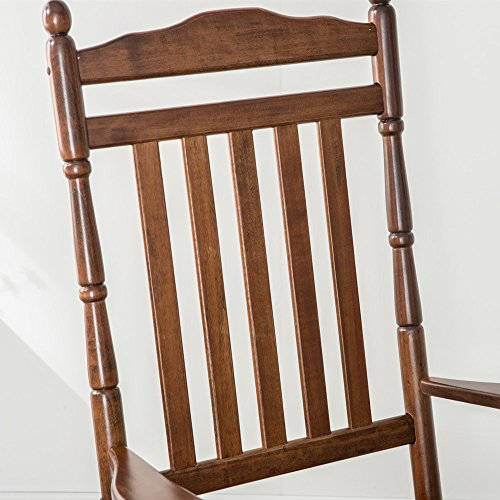 Natural Oak Rocking Chair