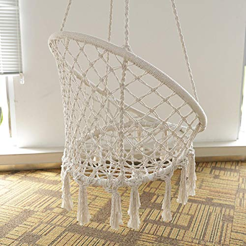 Macrame Hammock Chair Swing