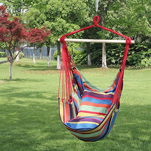 Charmant Hanging Rope Hammock Chair