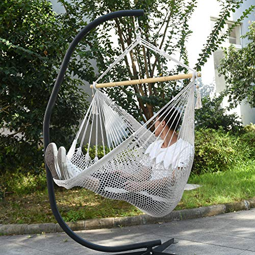 CCTRO Hammock Rope Chair Swing
