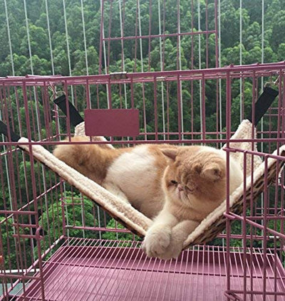 Easy to Attach Cage Cat Hammock