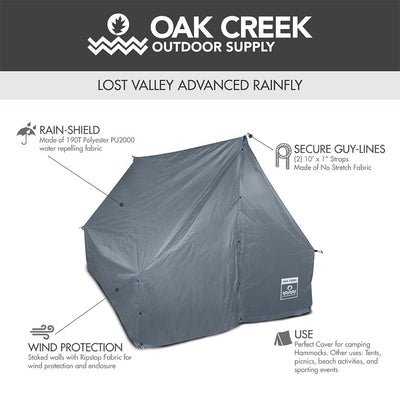 Oak Creek Advanced Hammock Rain Fly
