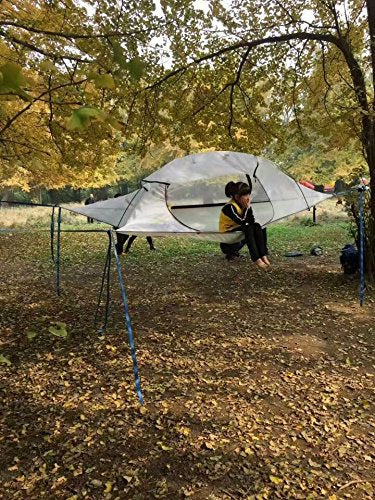 Skysurf Triangle Hanging Tree Tent Lightweight