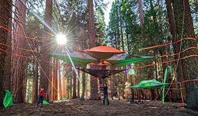 Tentsile Lightweight Webbing Ladder: Tentsile Tree Tents