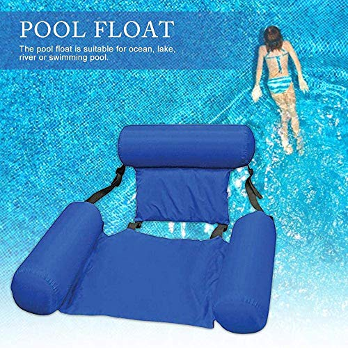 Inflatable  Water Chair Swimming Pool Float Lounge