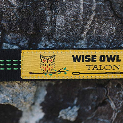 Wise Owl Outfitters Talon Hammock Straps