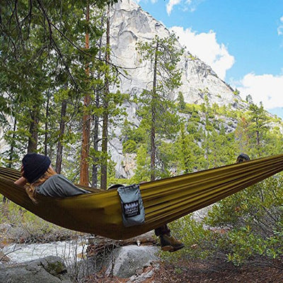The Loafer Camping Hammock: Coalatree Hammocks