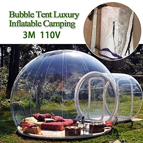 SKYTOU Bubble Tent, Inflatable Bubble Camping Tent
