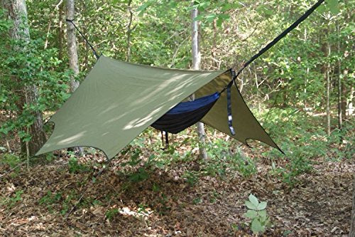 justin s relaxing stay and by profly fricke tarp the pro warrior eno best way cool hammock his enos weekend fly rain dry to under