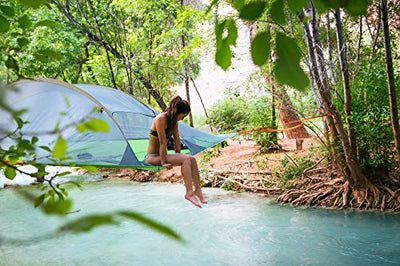 Tentsile Stingray: Forest Green Rain Fly