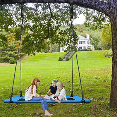 "Trekassy 700lb Giant 60"" Platform Tree Swing for Kids"