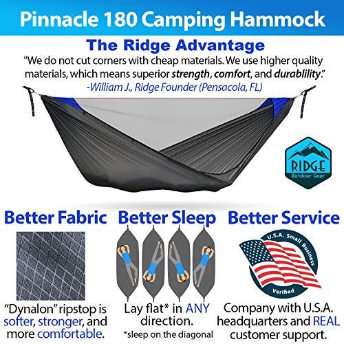 Camping Hammock with Mosquito Net-