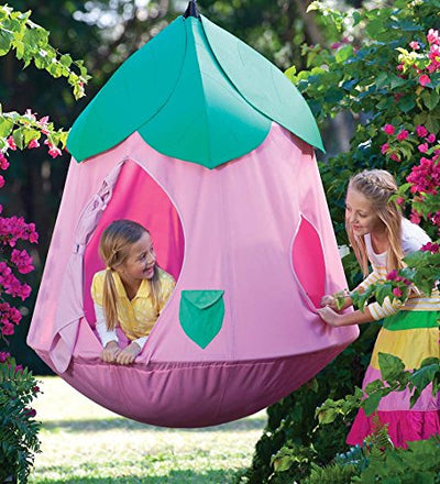 Kids Hanging Pod with Stand