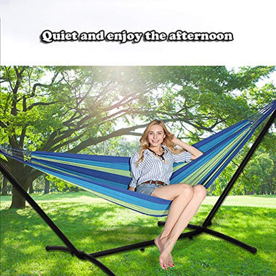 Portable Heavy Duty  Hammock Stand with Carrying Case