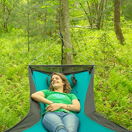 ENO, SkyloftLay Flat Hammock with Flat and Recline Mode