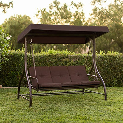 Converting Outdoor Swing Canopy Hammock Seats