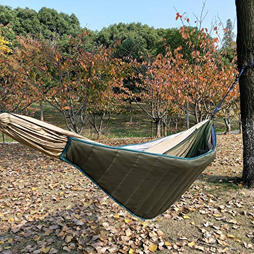 Sleeping Bag Hammock Underquilt