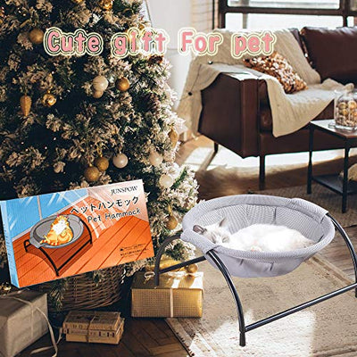 Cat Bed Dog Bed Pet Hammock Bed Free-Standing Cat Sleeping Cat Bed